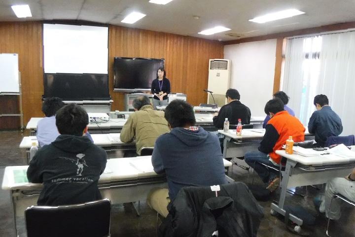 講習会の写真